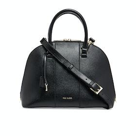 Ted Baker Kaitiee Damen Einkaufstasche - Black