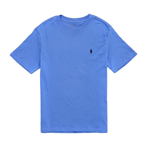 Ralph Lauren Jersey Knit Boy's Short Sleeve T-Shirt