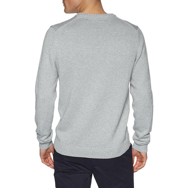 Henri Lloyd Cross Knit Mens セーター
