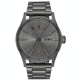 Nixon Sentry SS Watch - All Gunmetal