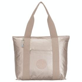 Kipling Era M Damen Einkaufstasche - Metallic Glow O