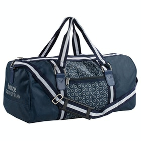 Horze Equestrian Duffle Bag - Dark Blue