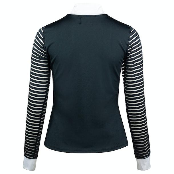 Horze Maya Long Mesh Sleeve Turnier-Shirt