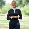 Chemise & Polo de compétition Horze Maya Long Mesh Sleeve