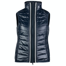 Horze Ruby Padded Ladies Gilet - Dark Blue