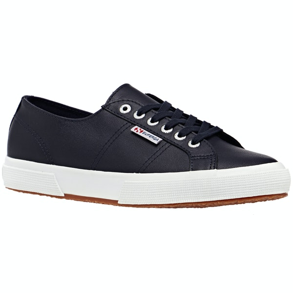 Superga 2750 Nappa Lea Shoes