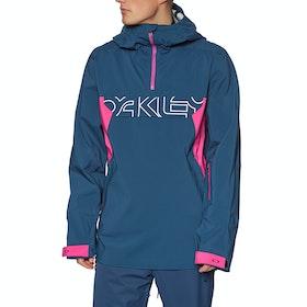 Oakley Black Forest Shell 3l 15k Snow Jacket - Poseidon
