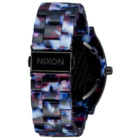 Nixon Time Teller Acetate Наручные часы