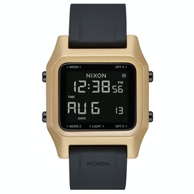 Nixon Staple Watch - Black Gold