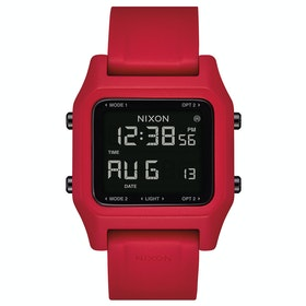 Nixon Staple Watch - Red