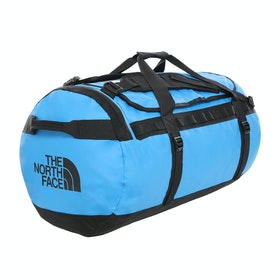 North Face Base Camp Medium , Duffelbag - Clear Lake Blue TNF Black