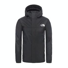 North Face Resolve Waterproof Jacket - TNF Black