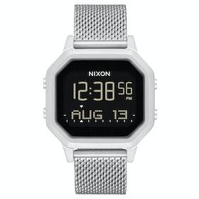 Montre Femme Nixon Siren Milanese - All Silver