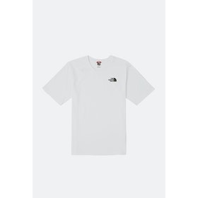 T-Shirt a Manica Corta North Face Capsule Bf Simple Dome - TNF White