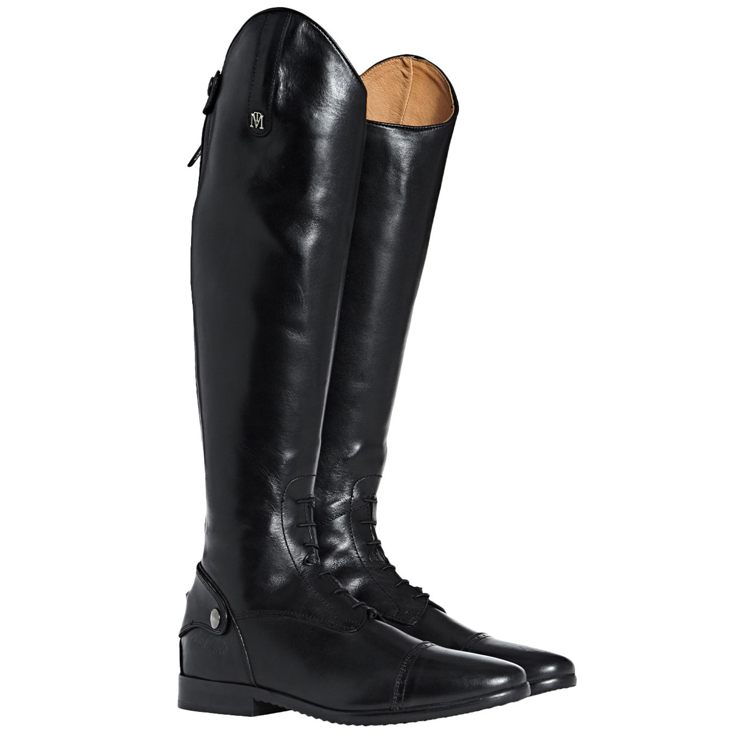 Mark Todd Sport Competition Field Leather Long Riding Boots
