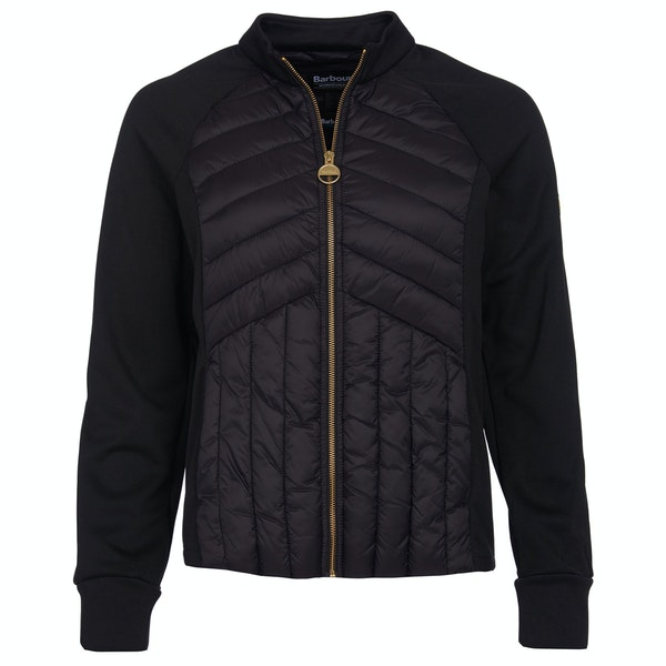 Barbour International Drive Sweat Women's Quilted Jacket