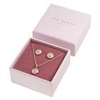 Ted Baker Emillia Mini Button Jewellery Gift Set