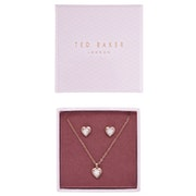 Ted Baker Hadeya Crystal Heart Jewellery Gift Set