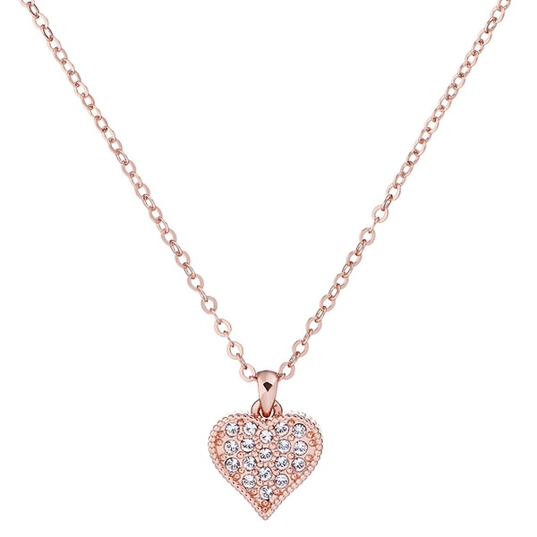 Ted Baker Heyna Hidden Heart Pendant Necklace