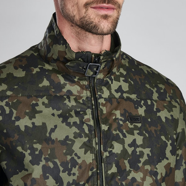 Barbour International Brampton Wax Jacket