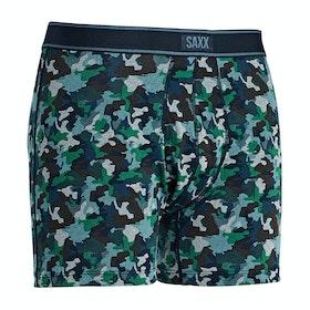Shorts boxer Saxx Underwear Daytripper Bb Fly - Blue Mini Camo