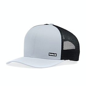 Hurley League Cap - Oil Grey
