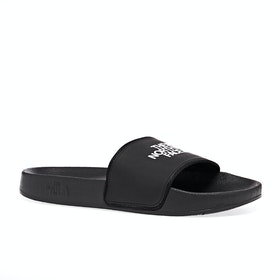 North Face Base Camp Slide II , Sandaler - TNF Black TNF White