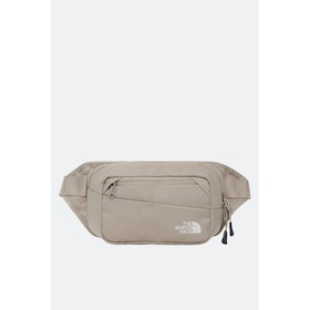 North Face Capsule Bozer Hip Pack Ii Bum Bag - Crockery Beige TNF White