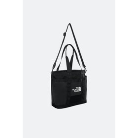 North Face Capsule Explore Utility Tote Shopper Bag - TNF Black TNF Black