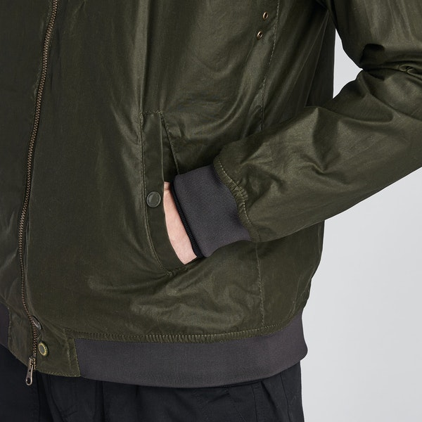 Barbour International Glendale Wax Jacket