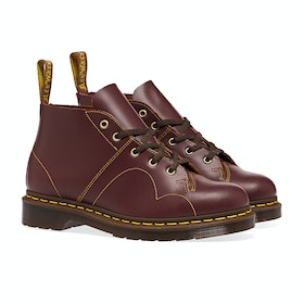 Buty Dr Martens MIE Church - Oxblood Vintage Smooth