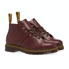 Stivali Dr Martens MIE Church - Oxblood Vintage Smooth