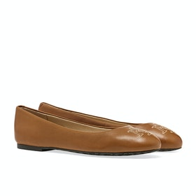 Dress Shoes Donna Lauren Ralph Lauren Jamie - Deep Saddle Tan