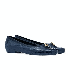 Dress Shoes Donna Vivienne Westwood Margot Orb - Navy Pearlized