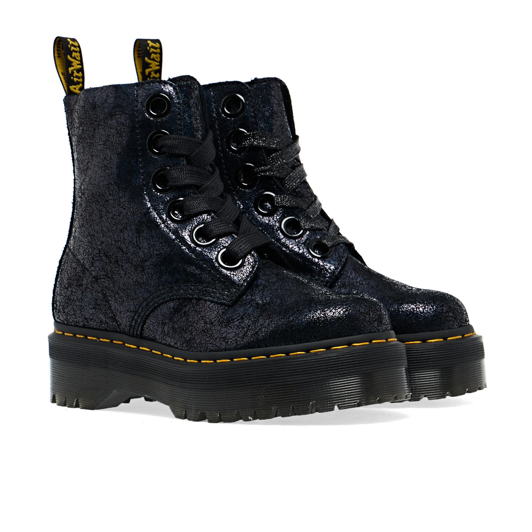 Dr Martens Molly Women's Boots - Black