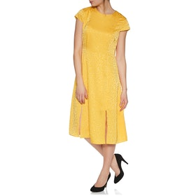 Ted Baker Bellana Womens ワンピース - Yellow