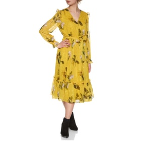 Abito Donna Ted Baker Elissea - Yellow