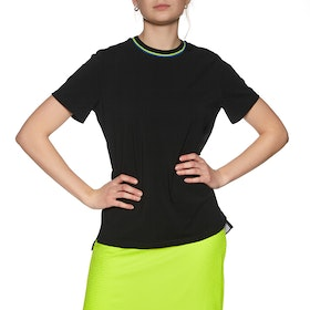 Ted Baker Jerila Dames Top - Black