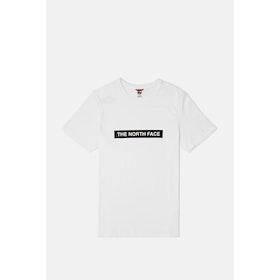 North Face Capsule Light S S T-Shirt - TNF White
