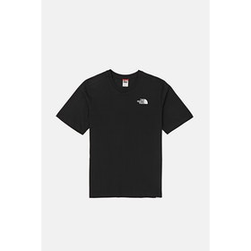 T-Shirt a Manica Corta North Face Capsule Bf Simple Dome - TNF Black