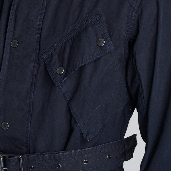 Barbour International Summer Wash A7 Wax Jacket
