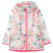 Joules Raindance Clear Girl's Jacket