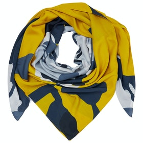 Joules Rowen Women's Scarf - Gold Floral