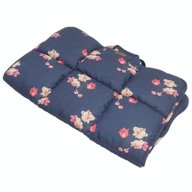 Joules Travel Bed Dog Bed - Floral