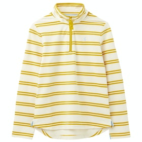 Joules Fairdale Ladies Sweater - Gold Stripe