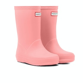 Hunter First Classic Kinder Gummistiefel - California Sea Shelly
