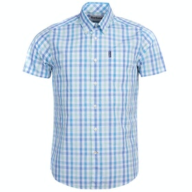 Barbour Tatte 14 Short Sleeve Shirt - Green