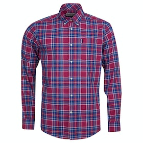 Barbour Highland Check 27 Shirt - Red