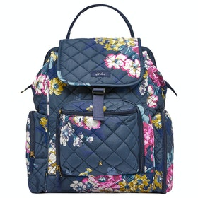 Joules Dinky Womens Baby Changing Bag - Anniversary Floral