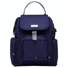 Joules Dinky Coast Women's Baby Changing Bag - French Navy